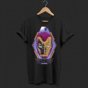 Marvel Avengers Endgame Iron Man Tony Stark Journey shirt