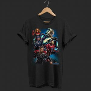 Marvel Avengers Endgame Thano's Enemies shirt
