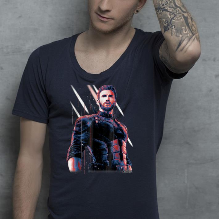 Marvel Infinity War Captain America shirt 4 - Marvel Infinity War Captain America shirt