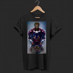Marvel avenger captain american shirt