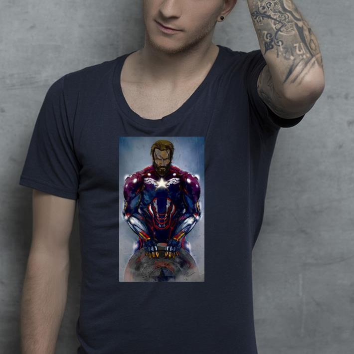 Marvel avenger captain american shirt 4 - Marvel avenger captain american shirt