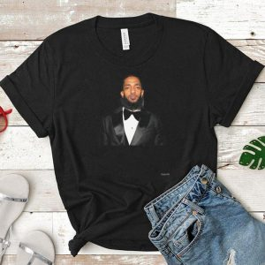 Nipsey Hussle rest in peace Crenshaw shirt