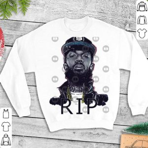 RIP Nipsey Hussle Crenshaw THA GREAT shirt