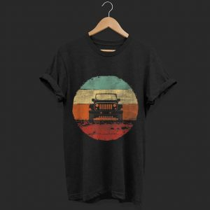 Retro Vintage Jeeps shirt