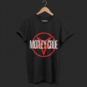 Vintage Motley Crue Rock Band shirt