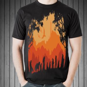 Nine Companions Game Of Thrones shirt