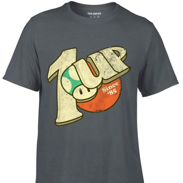 1Up Soda shirt
