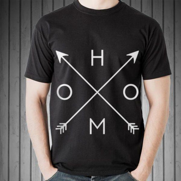 Homo Gay Pride Arrows shirt