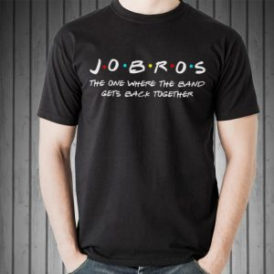 JOBROS The One Where The Band Gets Back Together shirt