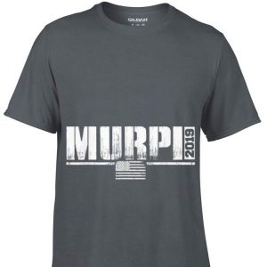 Murph Workout Veteran Memorial Day Military shirt