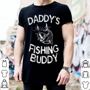 Daddy's Fishing Buddy Father Day  shirt