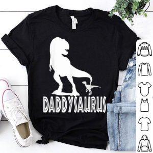 Daddysaurus Dinosaur Happy Fathers Day shirt