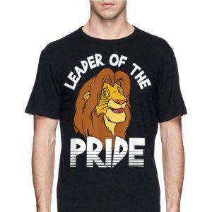 Disney Lion King Adult Simba Leader Of Pride shirt