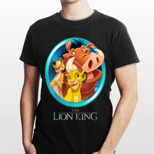 Disney Lion King Best Friends Graphic shirt