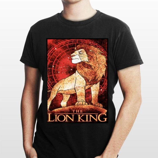 Disney Lion King Simba Art shirt