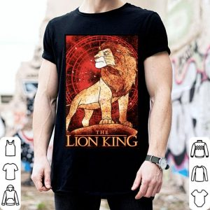 Disney The Lion King Majestic Simba Stance shirt