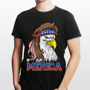 Eagle Mullet American 4th Of July Independence Day shirt