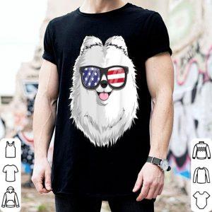 Pomeranian Dog Patriotic Usa 4th Of July American shirt