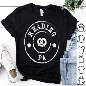 Reading PA Pretzel City Pennsylvania shirt