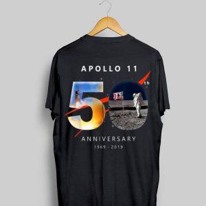 American Apollo 11 50th Anniversary 1969 2019 Nasa shirt