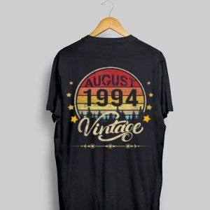 August 1994 Vintage Vintage shirt