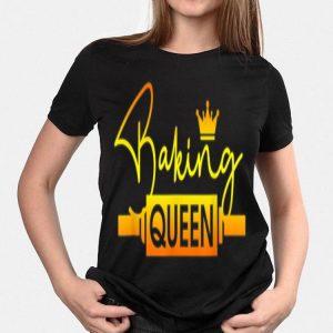Baking Queen Cooking Crown shirt