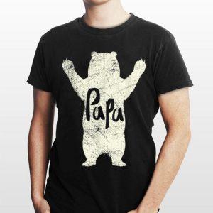 Big Papa Bear Hug shirt