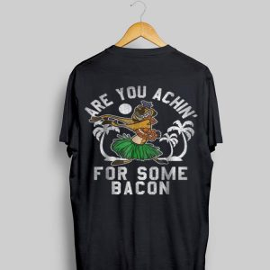 Disney Lion King Timon Achin' Bacon Are You Achin shirt