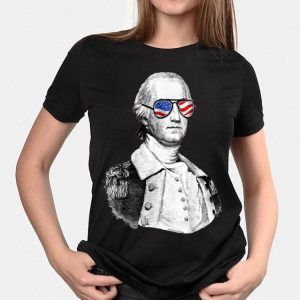 George Washington July 4th Founding Father Patriotic shirt