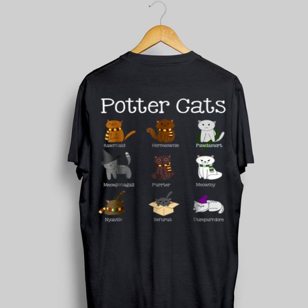Harry Potter Kind Of Cats shirt