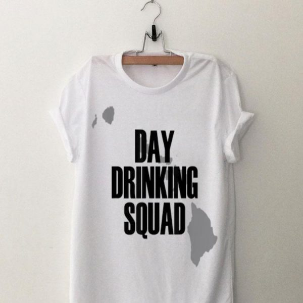 Hawaii Day Drinking Squad shirt