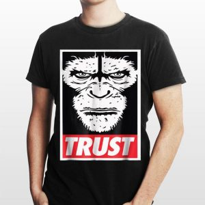 In Apes We Trust shirt