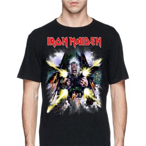 Iron Maiden Tail Gunner shirt