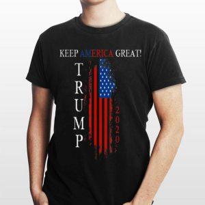 Keep America Great Trump 2020 shirt