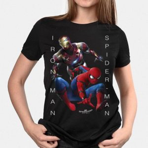 Marvel Iron Man Spider Man The Dream Team shirt
