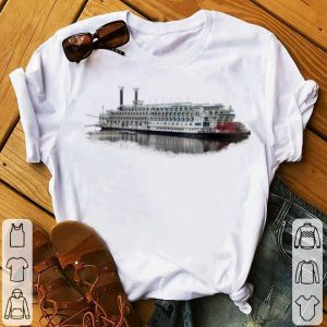 Cruise Boat On The River shirt