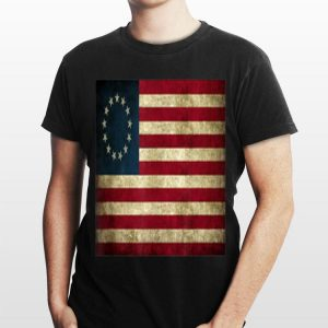 Old Glory First Betsy Ross Flag shirt