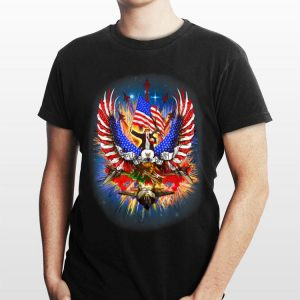 President Trump Riding Eagle US Election 2020 shirt
