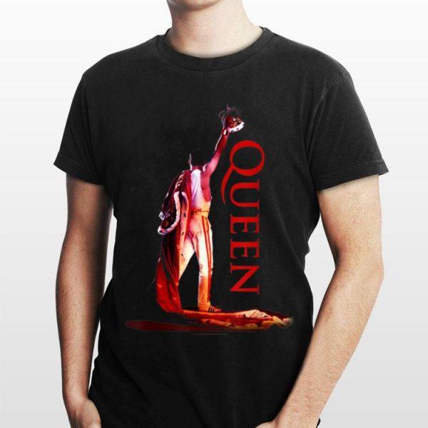 Queen Freddie Mercury Crowned shirt