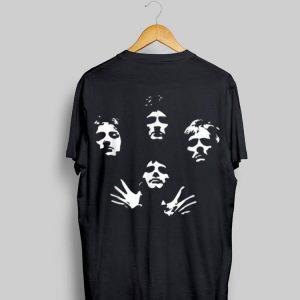 Queen Legend Of Rock Band shirt