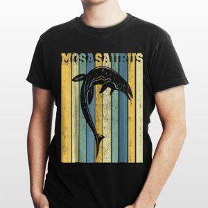 Retro Vintage Mosasaurus Dinosaur shirt
