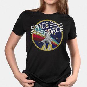 Space Force Rainbow Logo shirt 2