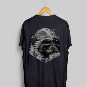 Star Wars Darth Vader Build The Empire shirt