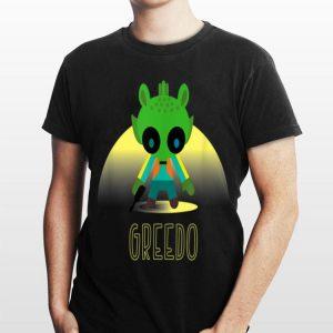Star Wars Greedo Mini Kawaii shirt