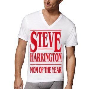 Steve Harrington Mom Of The Year Stranger Things shirt