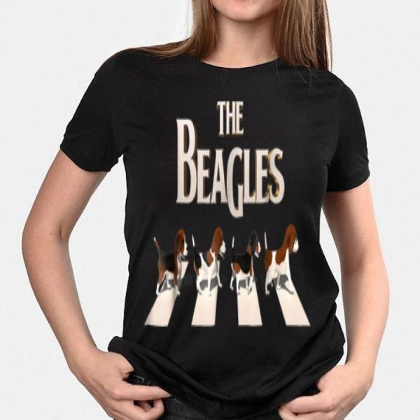 The Beagles Abbey Road shirt