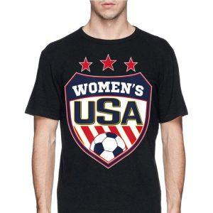 USA Shield Soccer Women World Cup France 2019 shirt