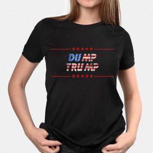 Dump Trump President 45 Not My President shirt