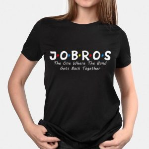 Jobros The One Where The Band Gets Back Together shirt 1