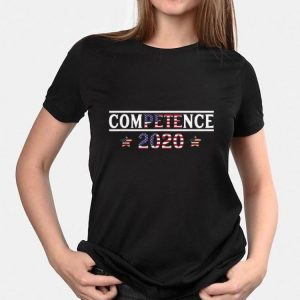 Competence 2020 Pete Buttigieg US Flag shirt